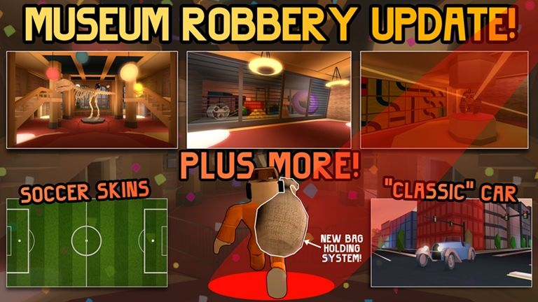 New Rob Jailbreak Roblox Games To Play More Fun The
