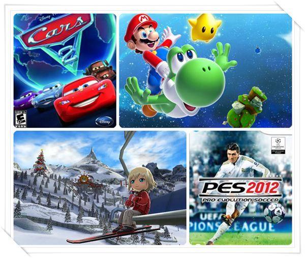 Los Mejores Juegos De La Wii Para Ninos I Juegos Online Para Ninos