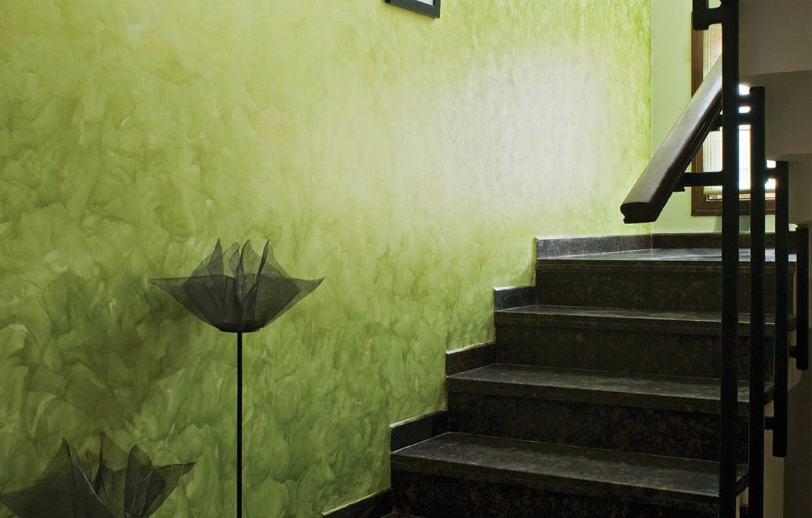 Staircase Wall Painting Ideas To Consider Asian Paints Wall Painting Cool Walls