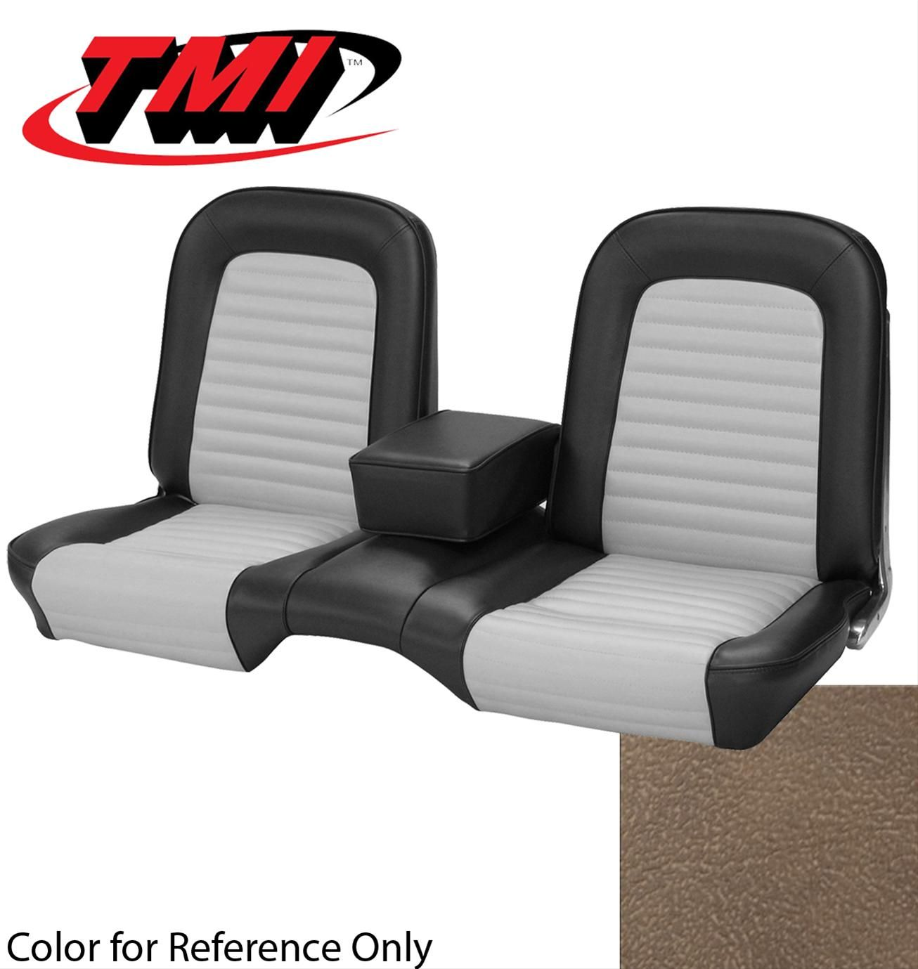 Tmi Bench Seat Summit Racing Ford Bronco Seating Seat Cover
