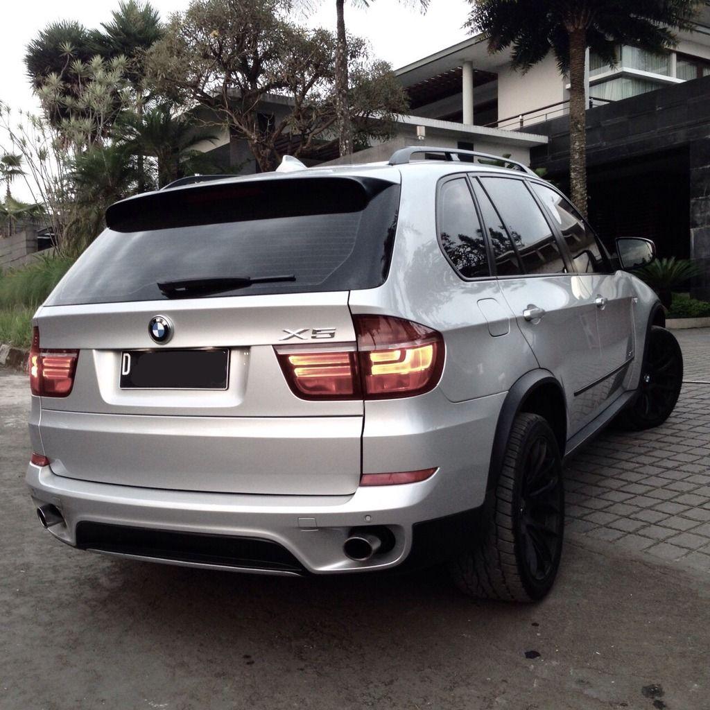 Bmw X5 3 0 Diesel 2011 2012 Silver On Black U2013 Bisaboy Com
