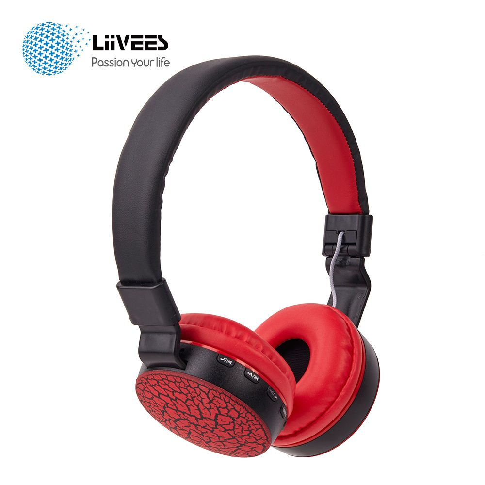 Liivees Ms 772a Wireless Bluetooth Headphone Fone De Ouvido Fm Tf Universal Headset Earphone 41 Branded Card Radio Audifonos Gaming Headsets Sport With Mic For Phone Affiliate