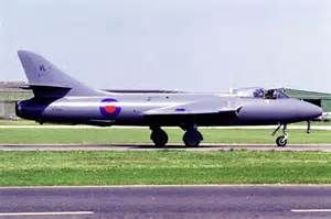 RAF Station Lossiemouth the hunter