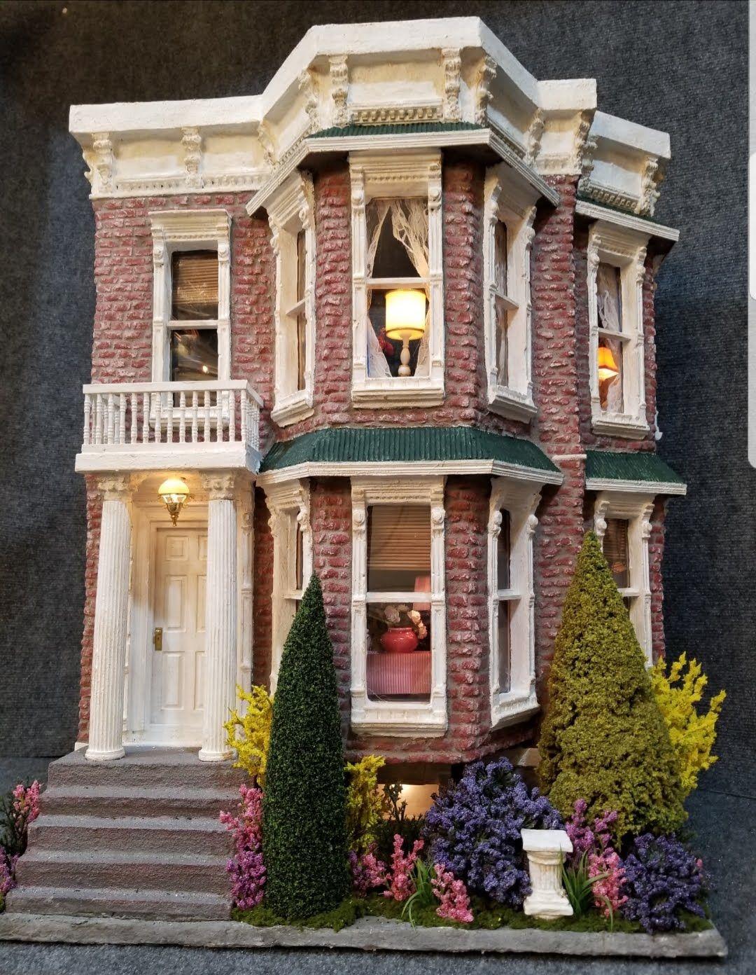 Greggs Miniature Imaginations #miniaturedollhouse