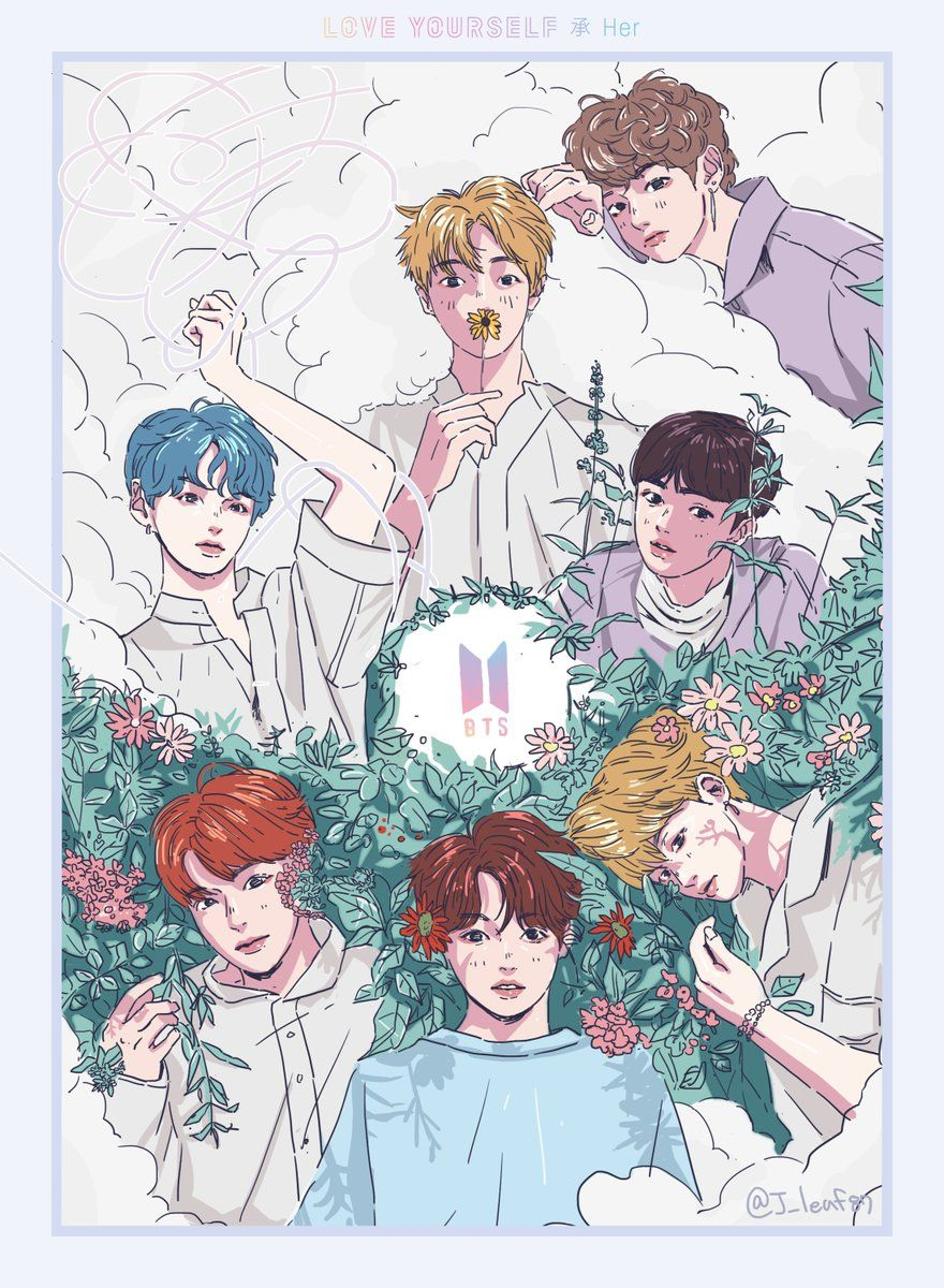 love yourself her fanart ctto