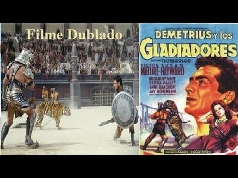 Demetrius E Os Gladiadores Dublado E Completo Grupo So Filmes