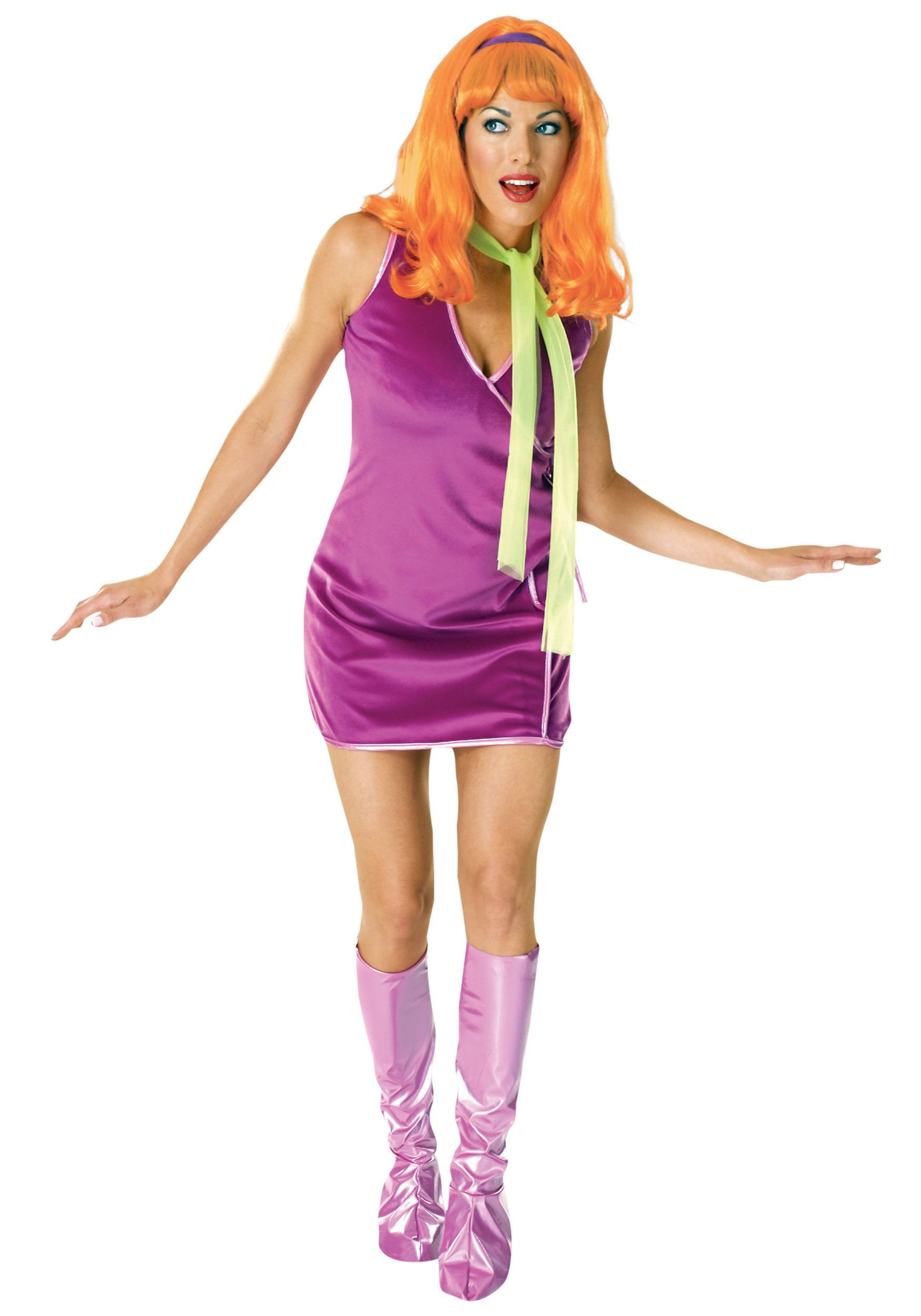 Adult Daphne Costume | Daphne costume, Costumes and Halloween costumes