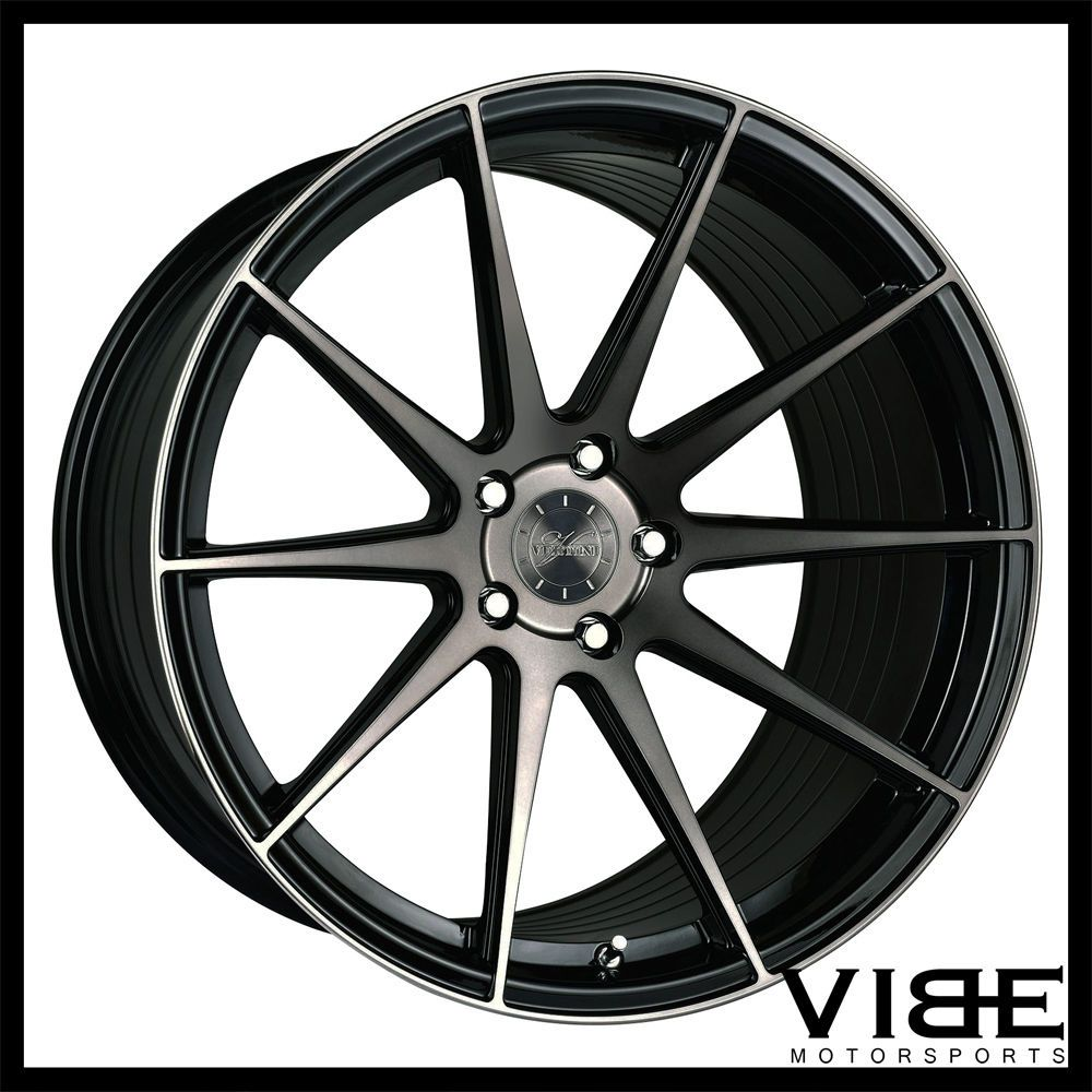 20 vertini rf1 3 forged machined concave wheels rims fits ford mustang gt