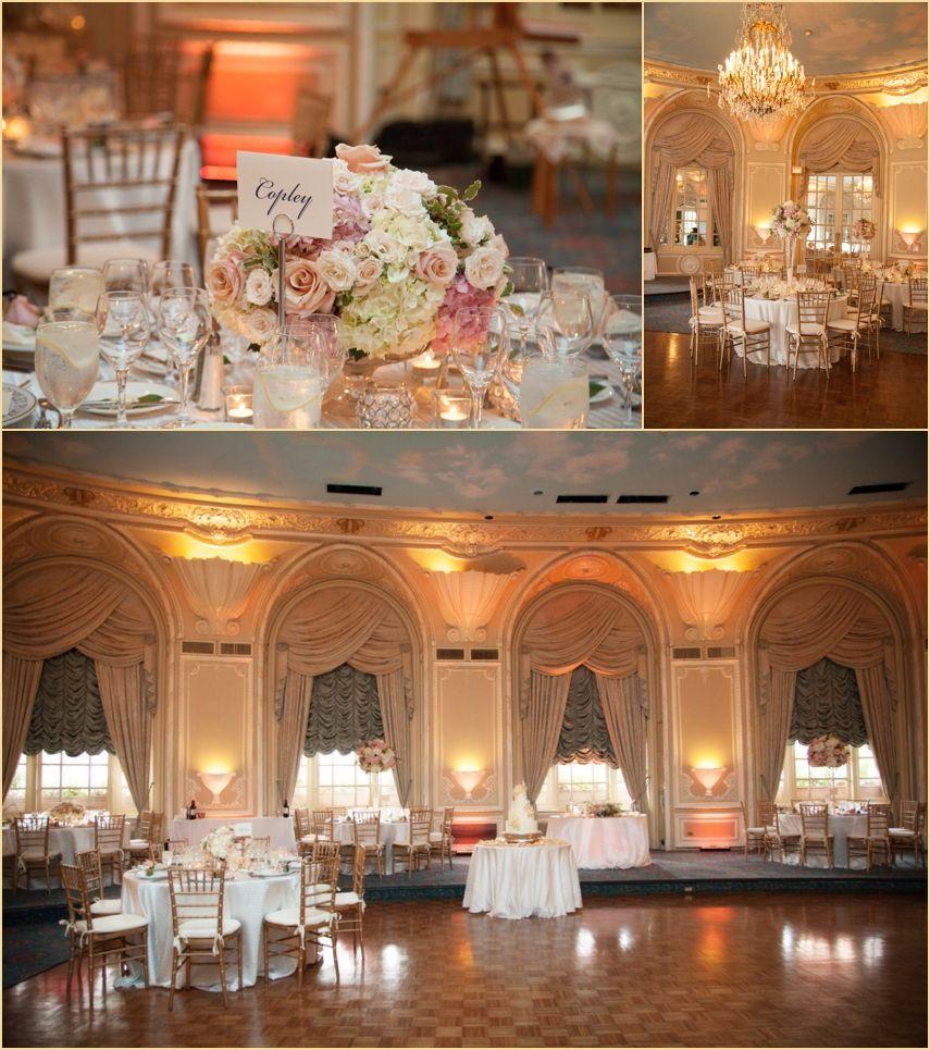 A Summer Fairmont Copley Plaza Wedding In Boston Ma Fairmont Copley Plaza Wedding Copley Plaza Fairmont Copley