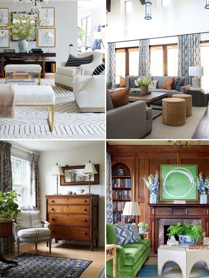 How Transitional Style is Different than Traditional My interior
