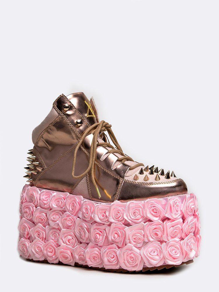 QOZMOPOLITAN SNEAKER   ZOOSHOO   ZOOSHOO   Platform sneakers