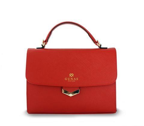 Cross Body Gunas New York Vegan Leather Handbag Handbag Branded Handbags