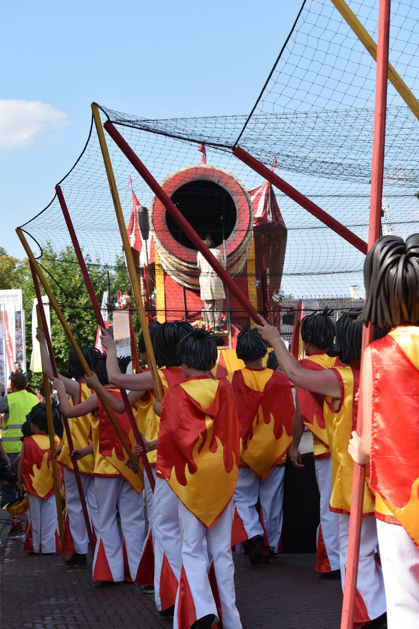 Circus Salto Mortale