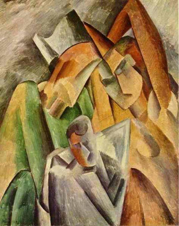 Tableaux sur toile | Peintures picasso, Art