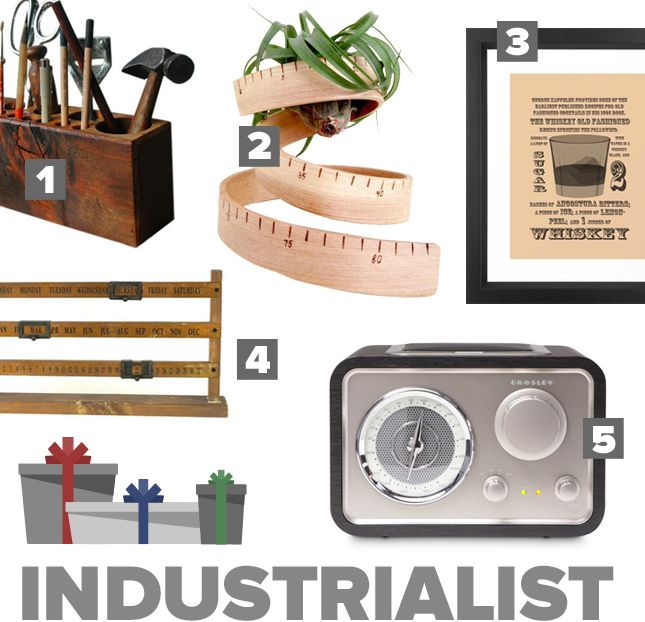 Gifts for the Industrialist!