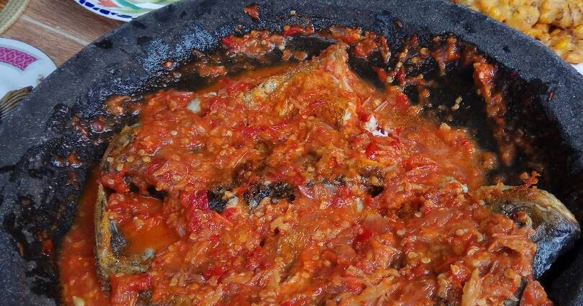 Resep Pecak Ikan Gurame Oleh Rika Agustiana Resep Resep Masakan Ikan