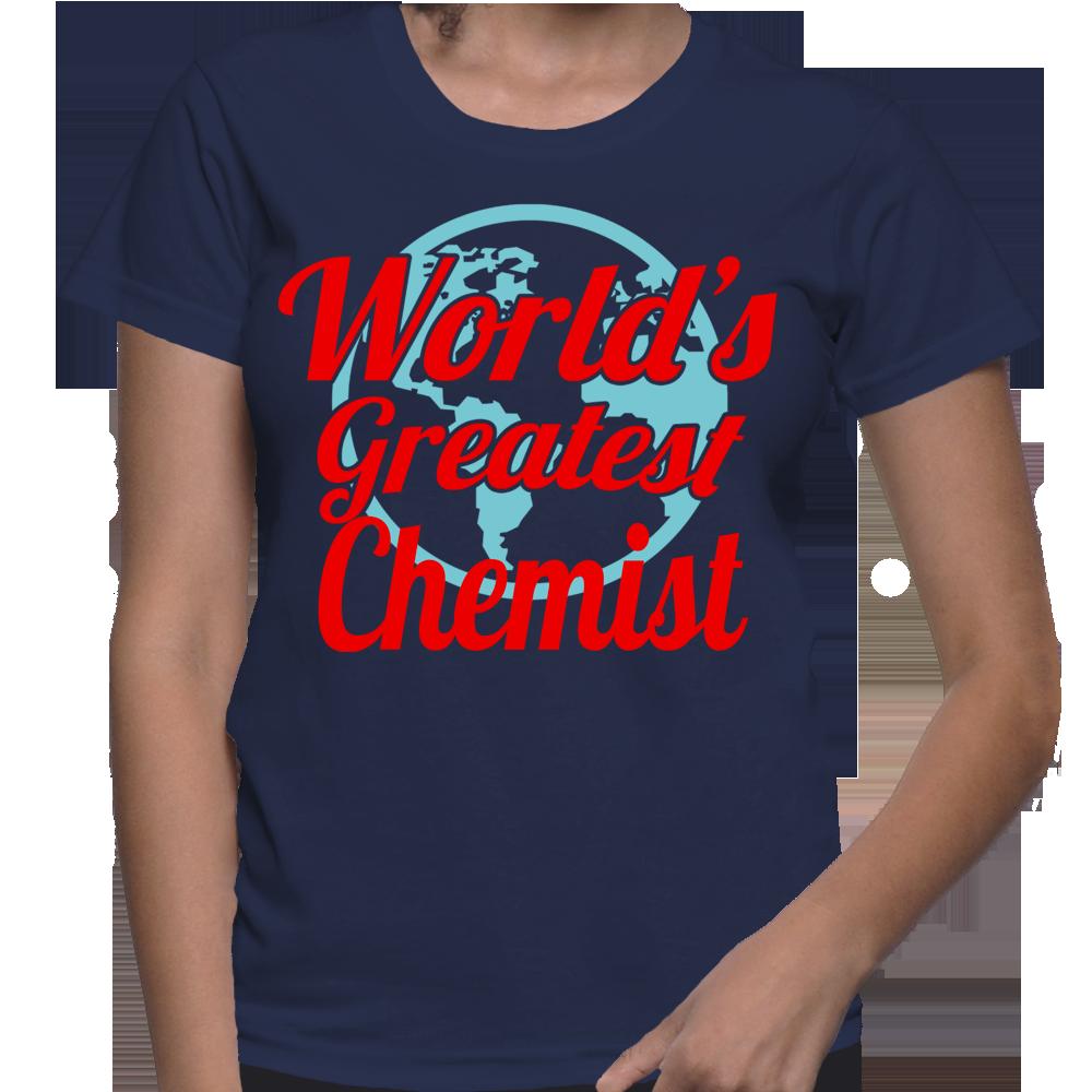 World's Greatest Chemist T-Shirt