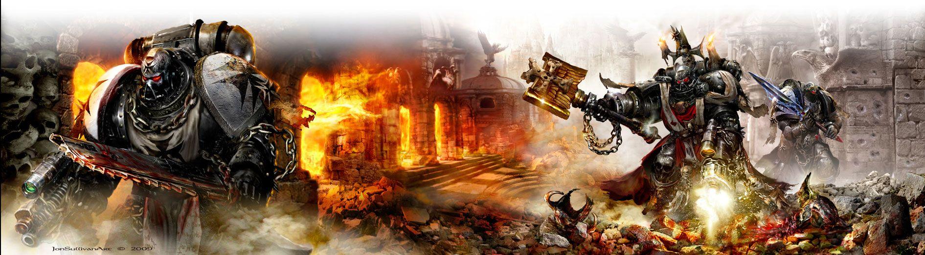 Warhammer 40k death company wallpaper - Warhammer 40000
