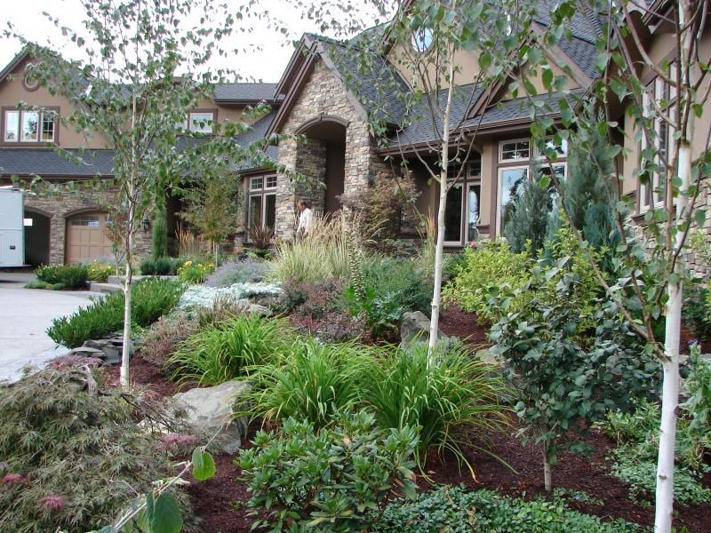 Decor of Mountain Landscaping Ideas Mountain Home Ideas As ... on Mountain Backyard Ideas id=59583