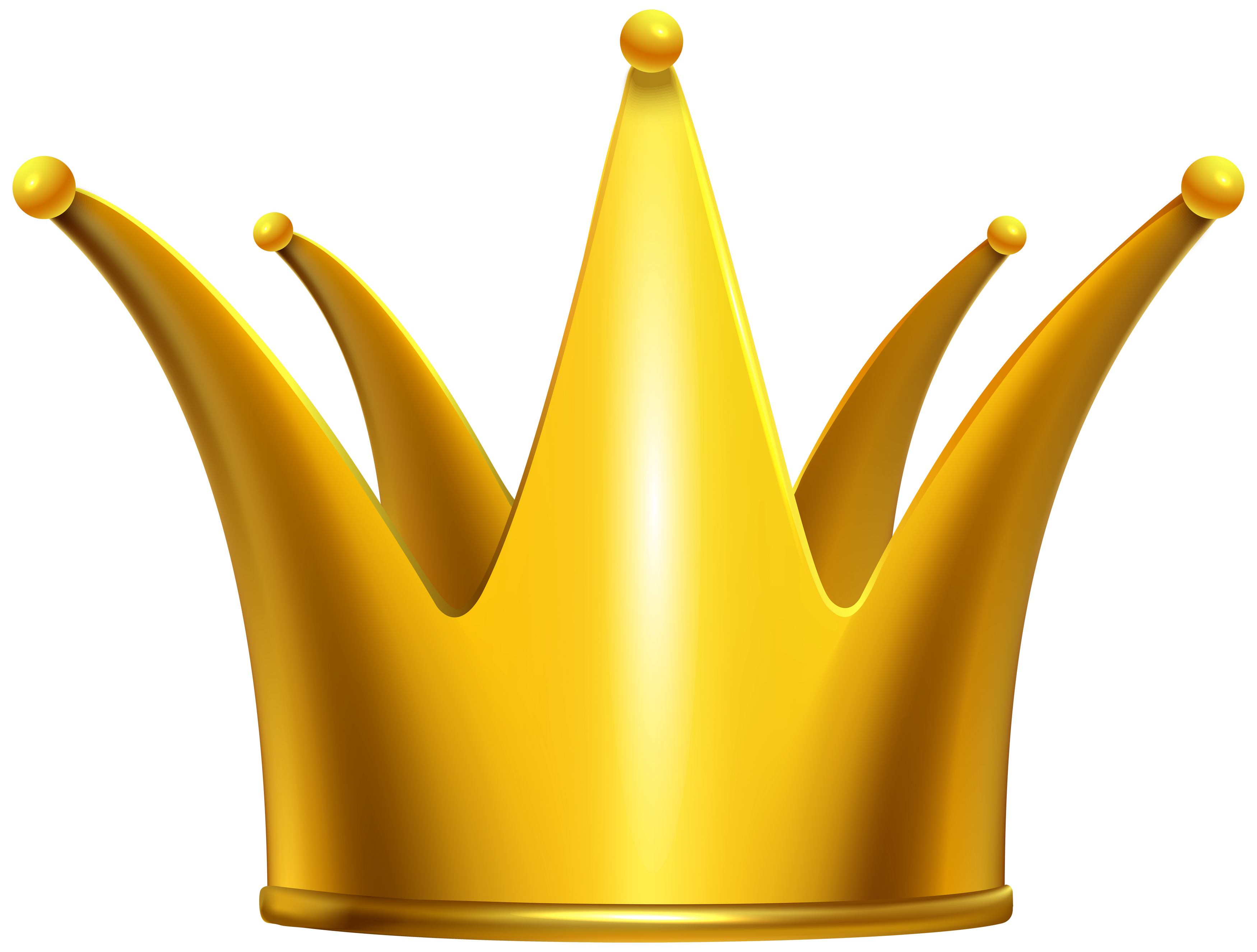 Gold Crown Png Image Crown Clip Art Crown Png Crown Pictures