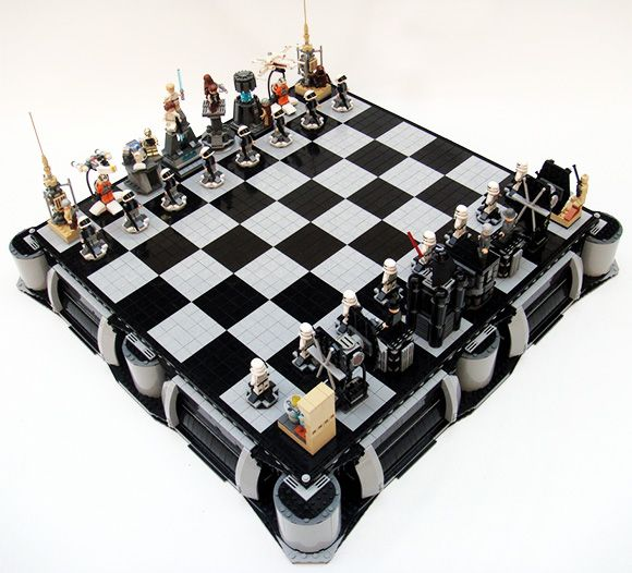 The Coolest Science Fiction and Fantasy Chess Sets in the World ...