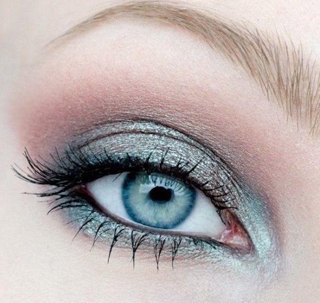 33 Best Makeup Tutorials for Blue Eyes - The Goddess