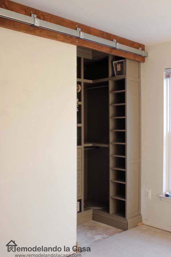 Remodelando La Casa How To Install A Sliding Barn Door Part 1