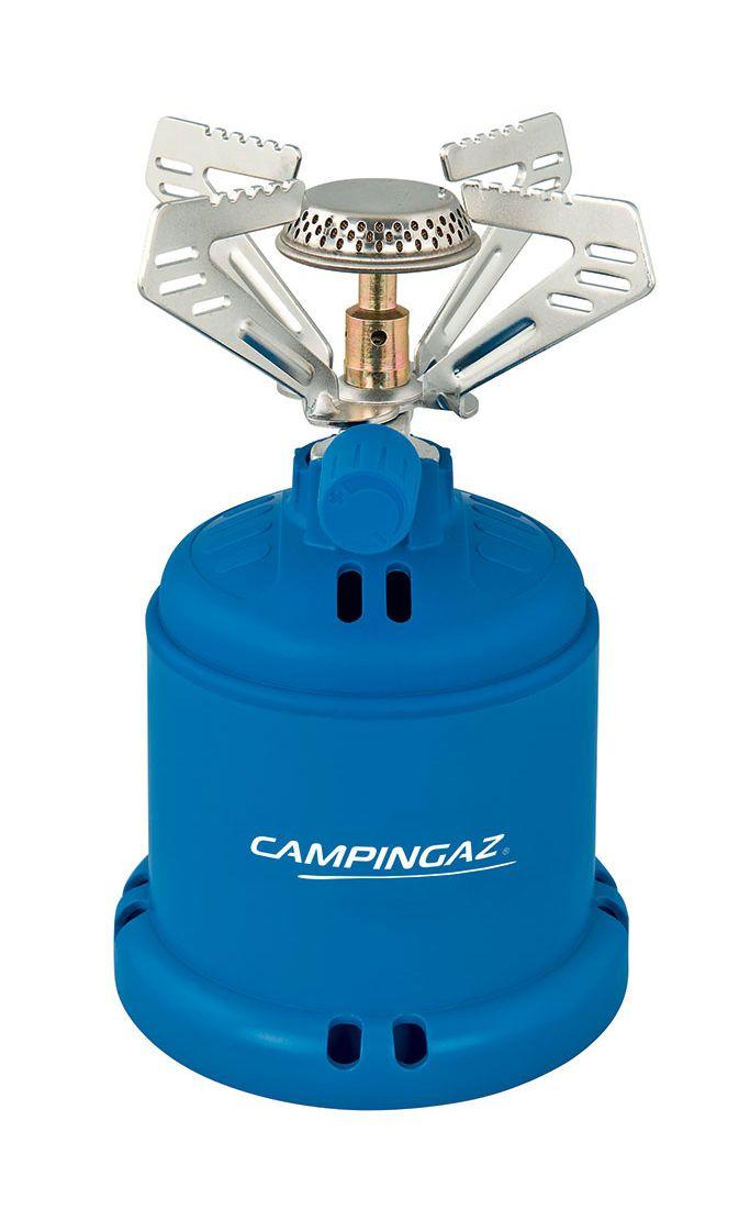 Der klassische Gaskartusche-Kocher für den Campingbereich, ideal auch als ein Notkocher für die Krisenvorsorge.