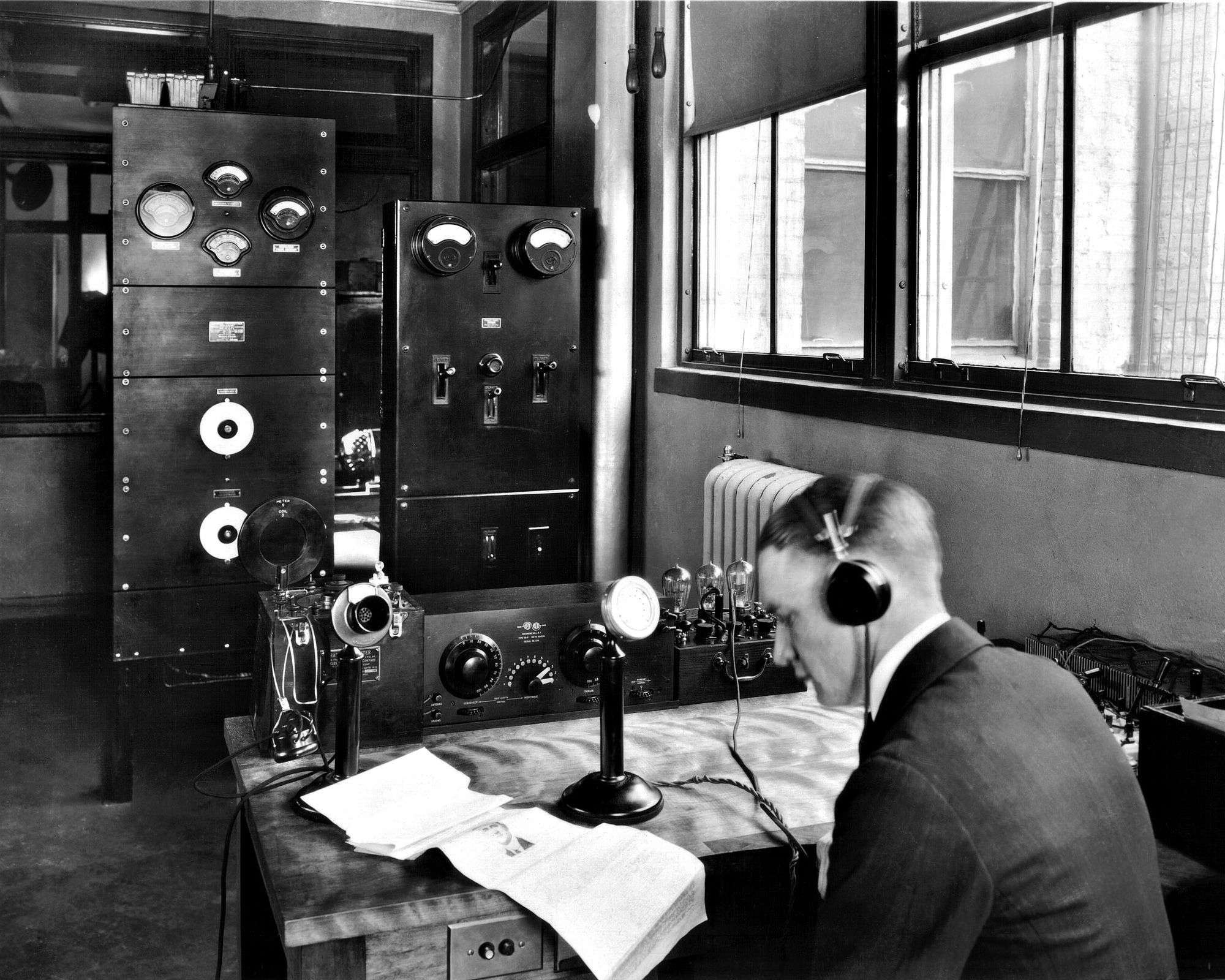 kdka , one of the country s first radio stations | History & wisdom