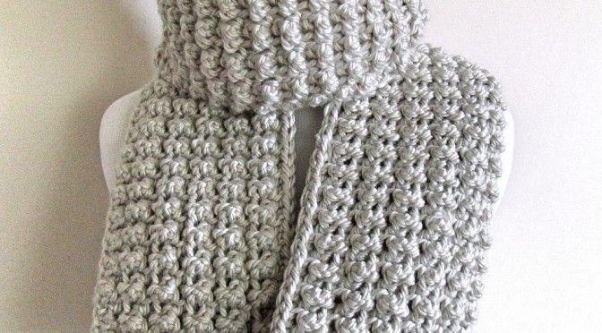 Cool Crochet Scarf Patterns tutorial | pattern for crochet scarf ...