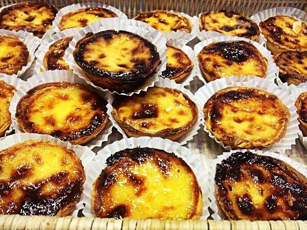 Comienza este día de la mejor manera, con un pastel de nata de dasilva panadería artesanal.  Te esperamos en Isabel la Católica #30, Centro.  #pan #artesanal #reposteria