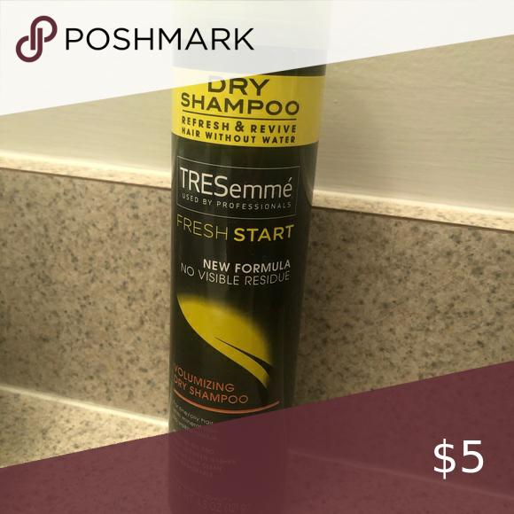 Tresemme Dry Shampoo Tresemme Dry Shampoo Dry Shampoo Shampoo