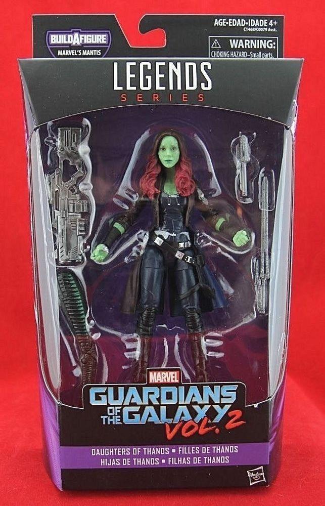 Marvel Legends BAF Hulk Gamora Figure Action
