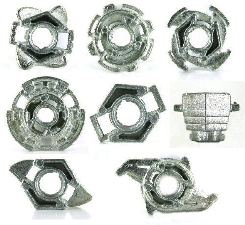 8x-Beyblade-High-Performance-Tips-Metal-Core-Track-Accessories