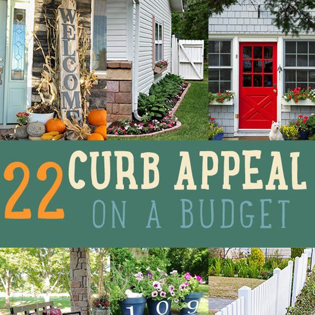 """Peggy Griffith on Twitter: """"Great ideas for low cost curb appeal. https://t.co/lS3TJGsTlr"""""""
