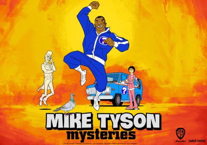 Resultado de imagem para mike tyson mysteries