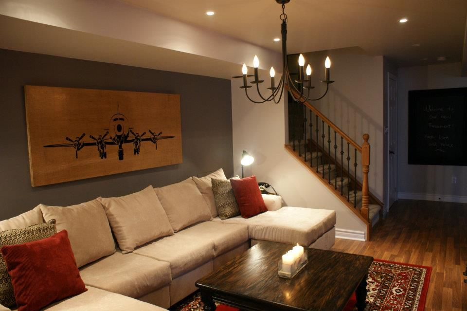 Simple Tips For Decorating On A Budget Basement Reno