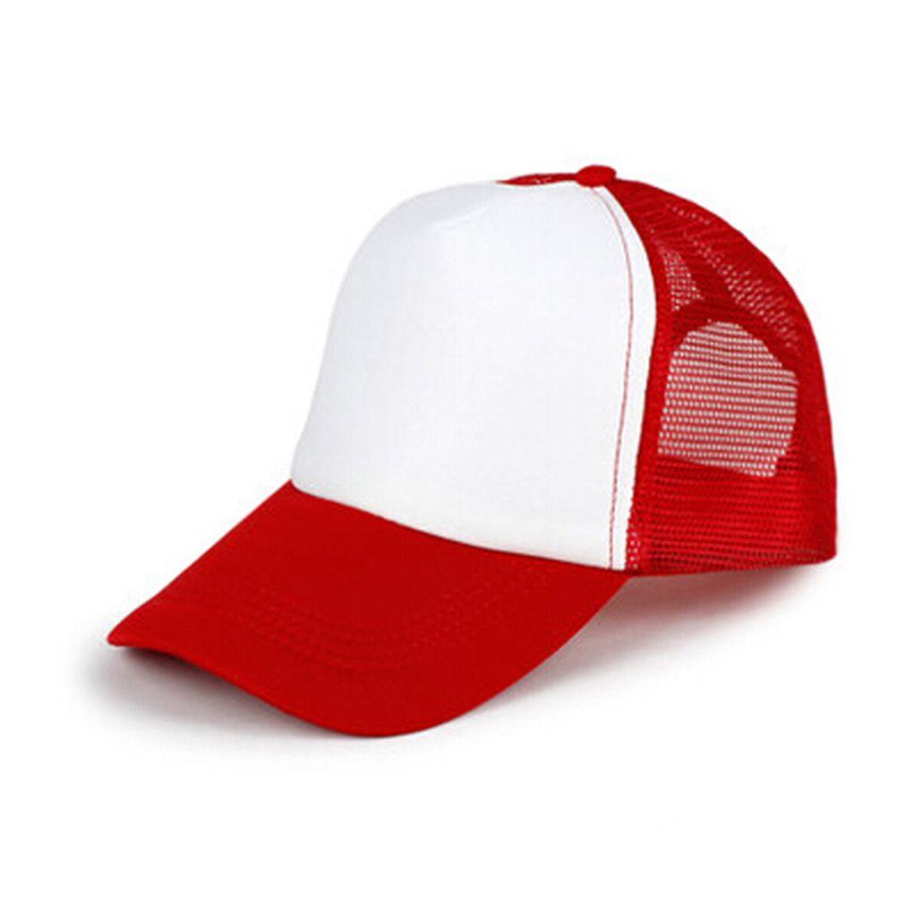High Quality Classic Trucker Baseball Golf Mesh Cotton Cap Hat- Many Colors 895a3b54b716