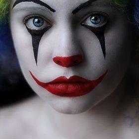 Editors Choice 500px Scary Clown Makeup Clown Face Paint Halloween Clown