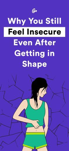 Who knew that dropping the pounds would be the easy part? #greatist http://greatist.com/live/why-you-still-feel-insecure-after-losing-weight