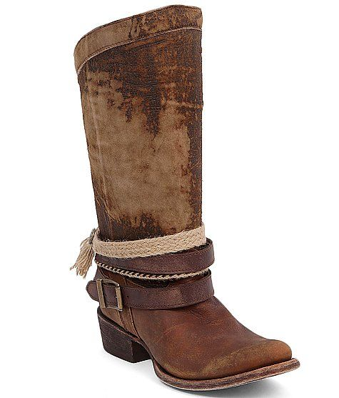 3423e251043 Indie Spirit by Corral Hazel Riding Boot...saw these today and I ...