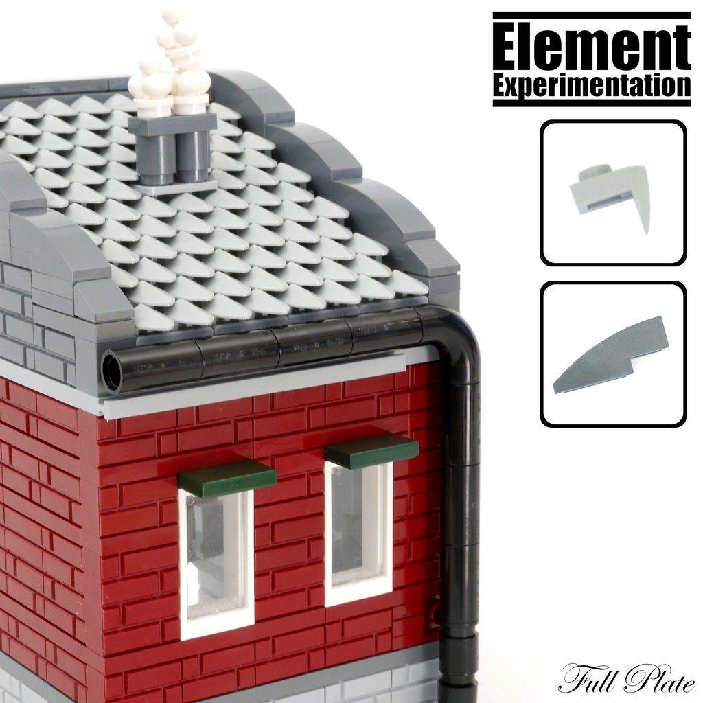 Element Experimentation: Roof