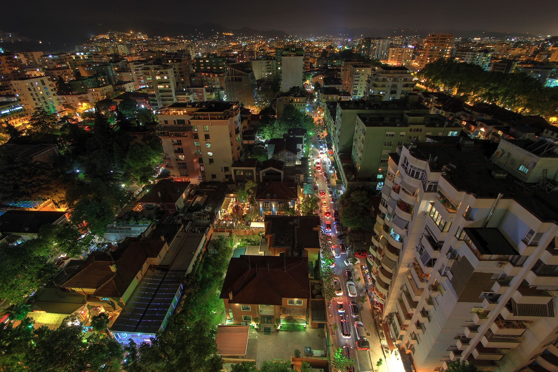 Rooftop 16,Tirana Rribrahim Rugova,Sky Tower