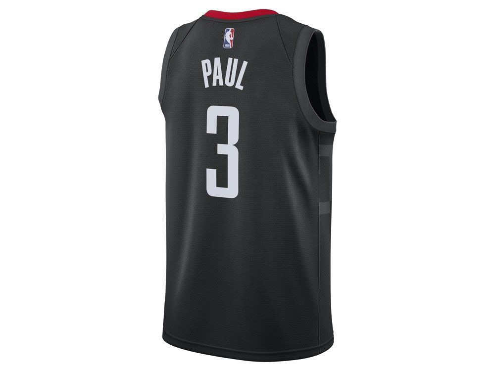 pick up 67317 ddeab Houston Rockets Chris Paul Nike NBA Men's Statement Swingman ...