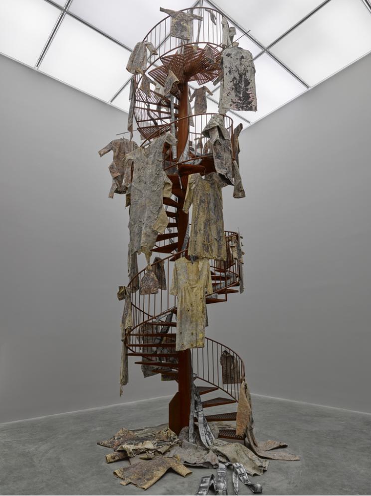 Anselm Kiefer <i>Sursum corda</i> (2016). Photo Courtesy of White Cube (Ben Westoby).