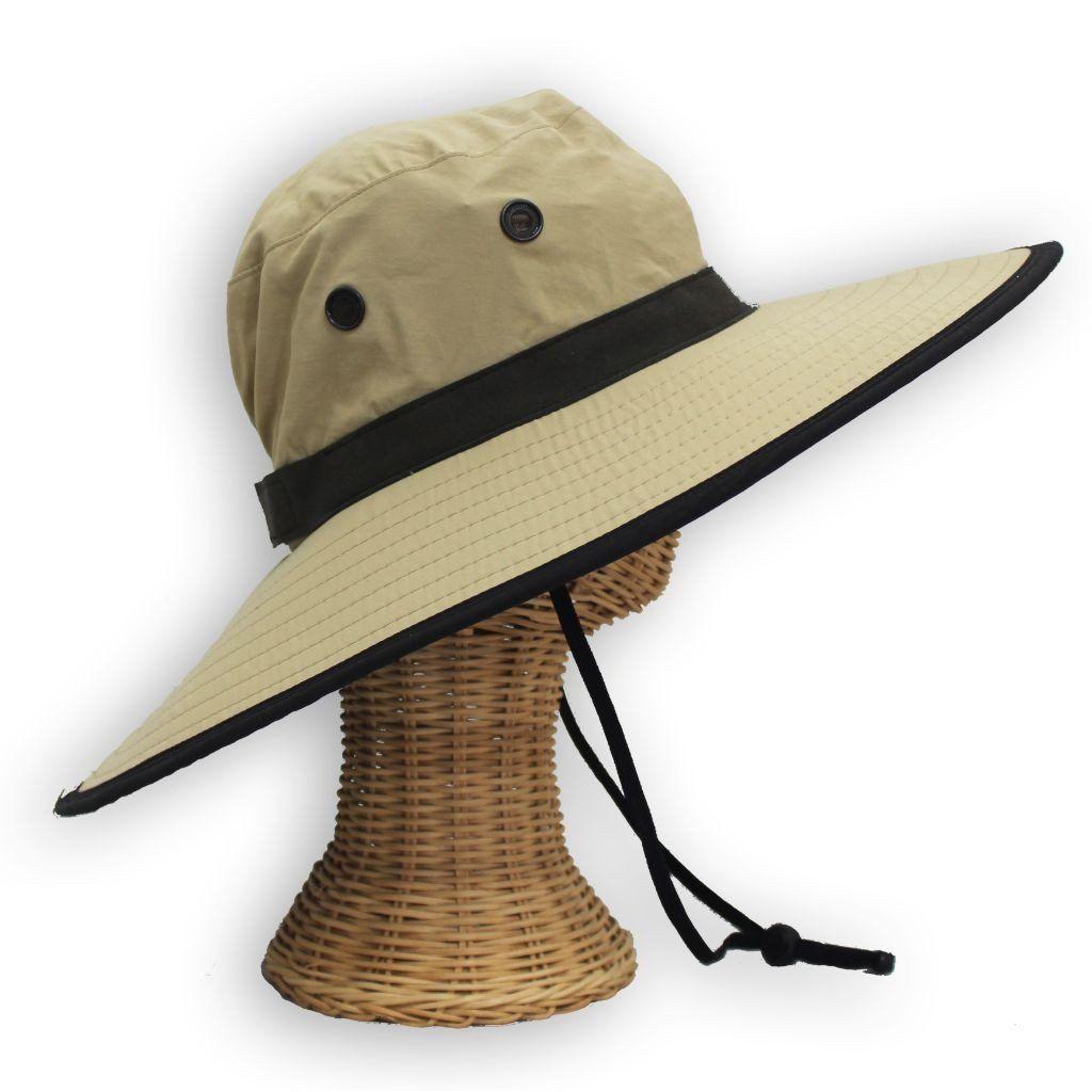 Cruz Packable Fishing Sun Hat  1bfe50b52c4