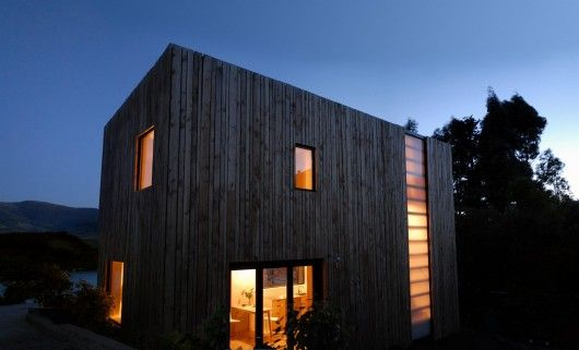 Warrander Studio / First Light Studio and Makers of Architecture. Image Courtesy…