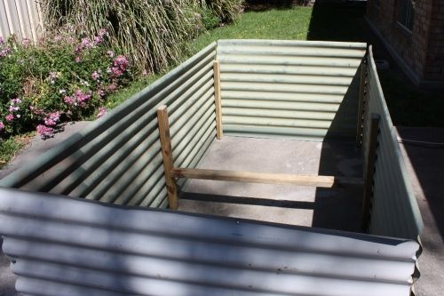 1000 images about Metal mostly Garden Beds on Pinterest