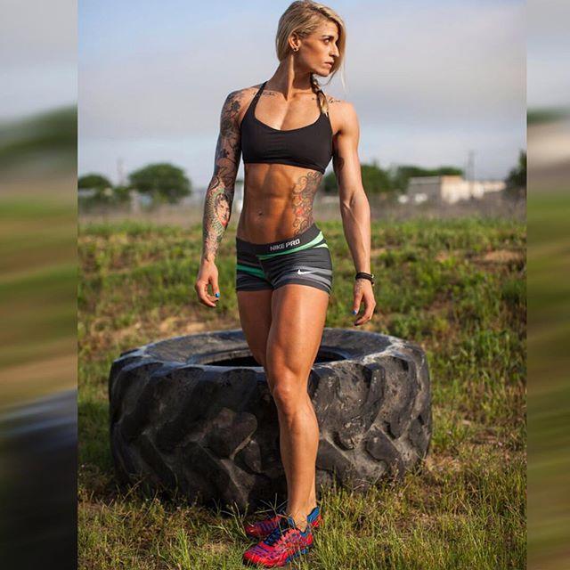 Crossfit Body Women Hottest Crossfi...