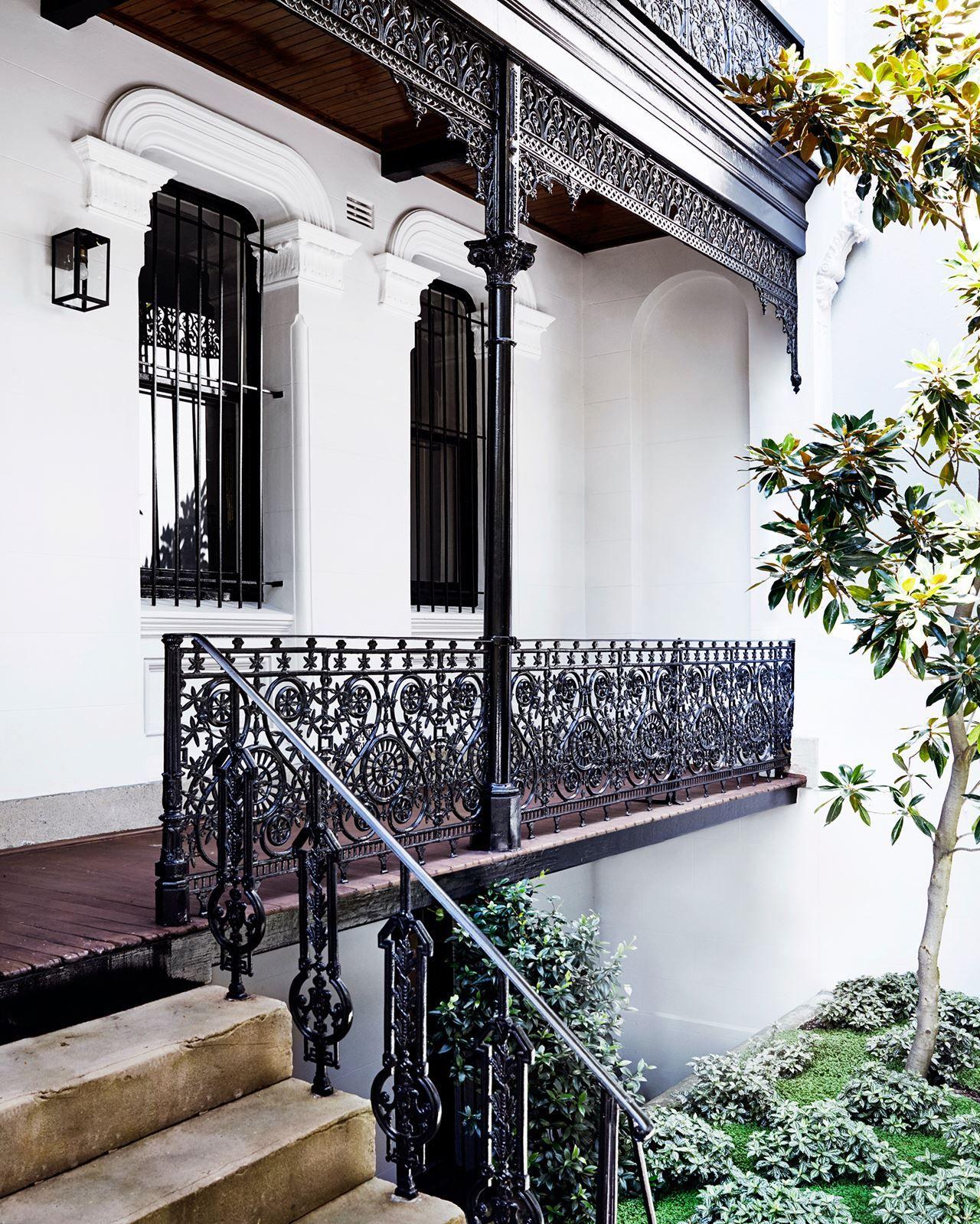 Luxury Home Tour: Historical Sydney Terrace
